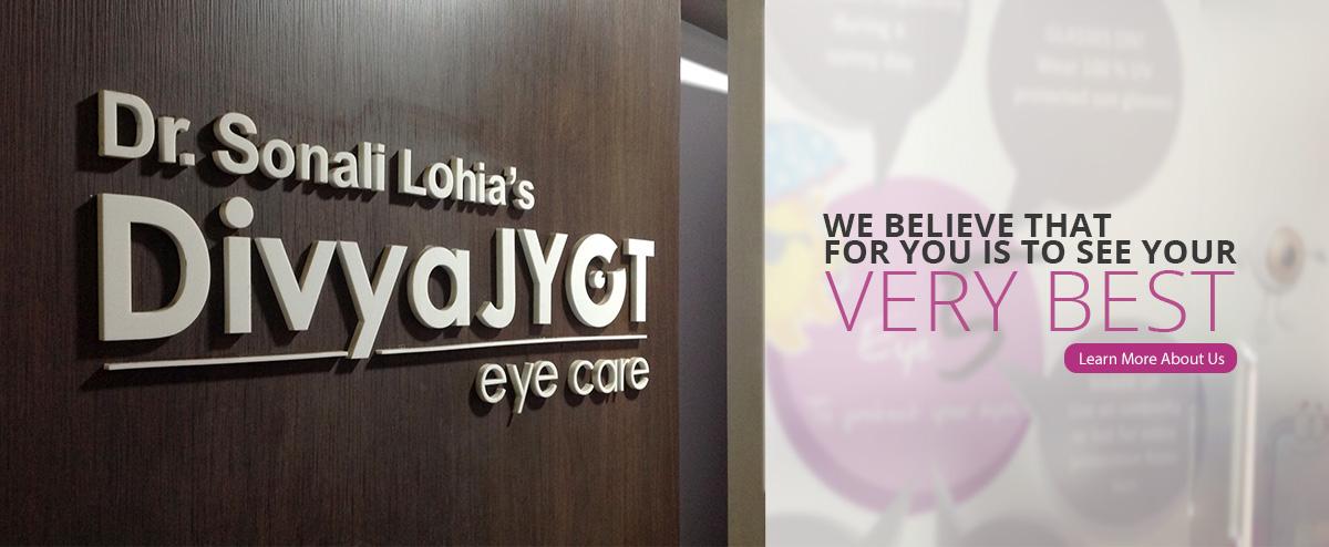 DivyaJYOT Eye care hospital